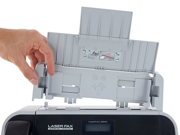 Brother IntelliFax-2840 Automatic Document Feeder Replacement
