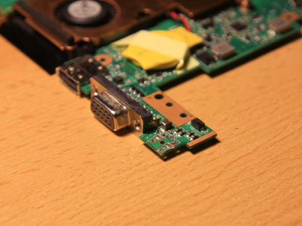 Use a soldering iron or soldering station to unsolder the broken charging plug.