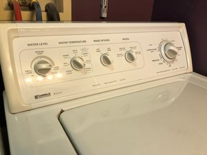 Kenmore / Whirlpool Top Load Upper Agitator