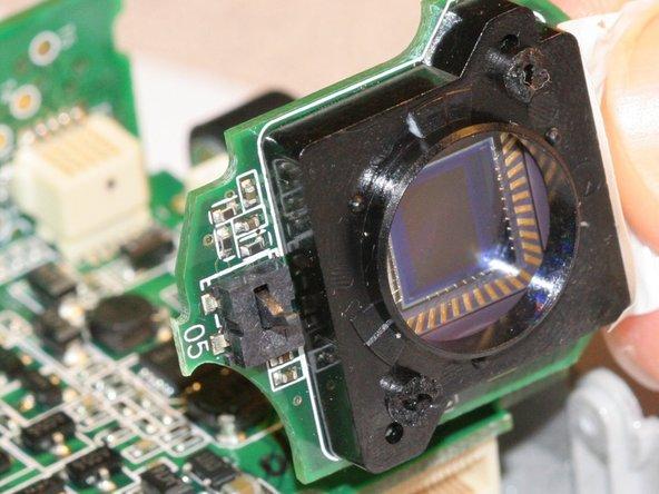 Aiptek DZO-V58N Image Sensor Replacement