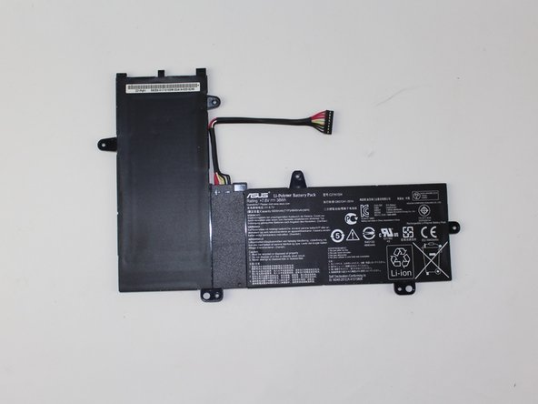 Asus Transformer Flip Book TP200S Battery Replacement