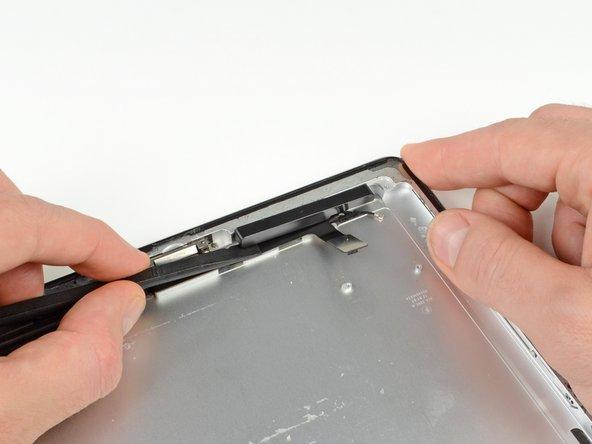 iPad 3 4G プラスチックスペーサーの交換