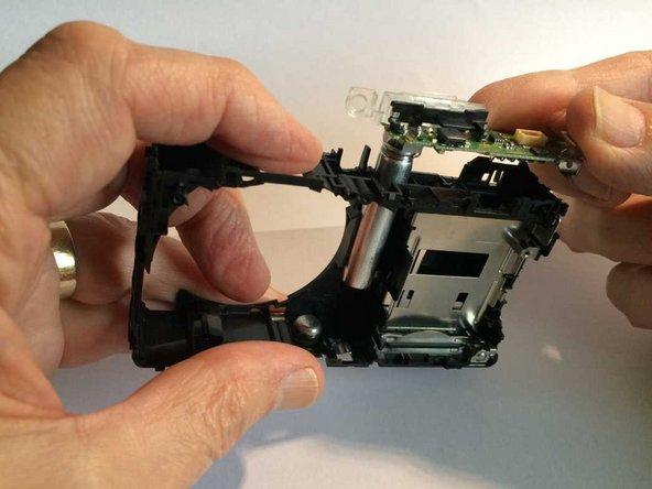 Panasonic Lumix DMC-TZ35 Flash module Replacement