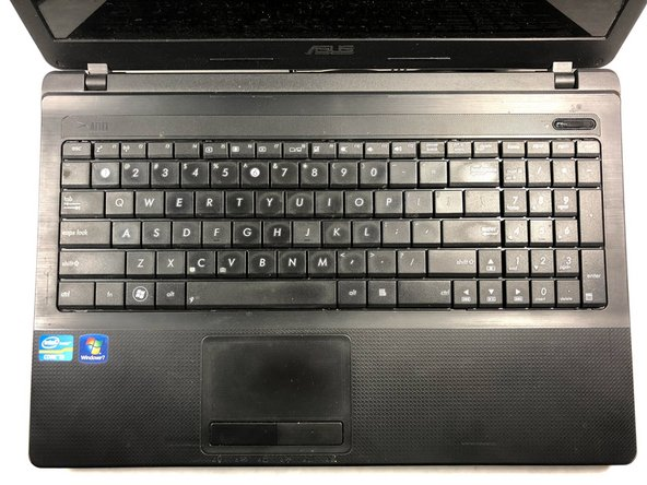 Asus Z54C-JS31 Keyboard Replacement