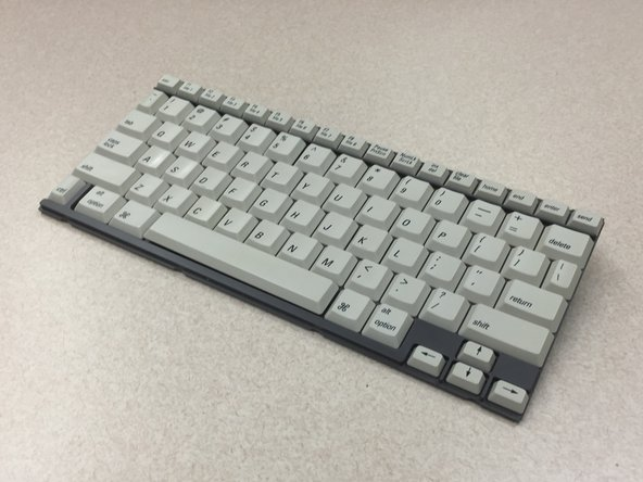 AlphaSmart Pro Keyboard Replacement