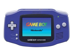 Game Boy Advance Reparatur