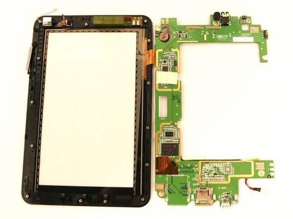 Lenovo IdeaPad A1-07 Motherboard Replacement
