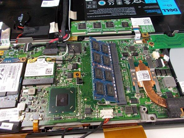 Dell XPS 18 RAM Upgrade