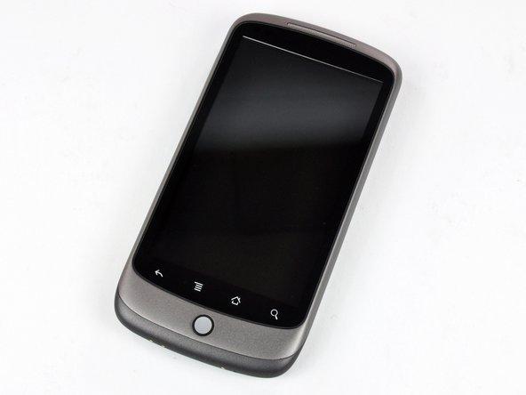 Nexus One Vibrator Replacement