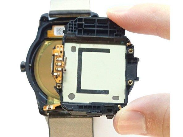 LG G Watch R Battery Housing