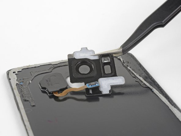 Samsung Galaxy S8 Rear Camera Bezel Replacement
