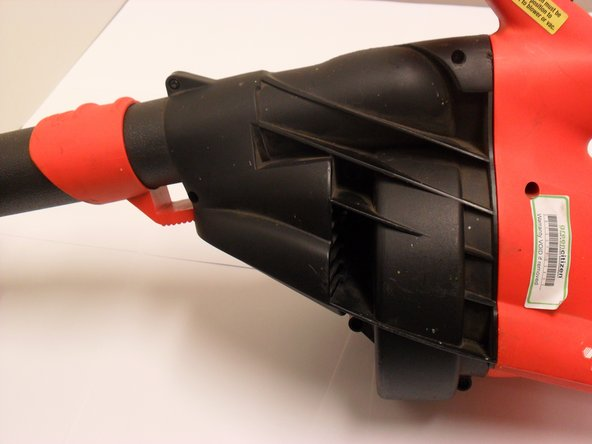 Black and Decker BV2500 Type 4 Clamshell (Black Outer Casing) Replacement