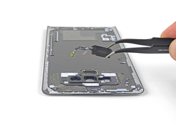 Samsung Galaxy Note9 Fingerprint Sensor Replacement