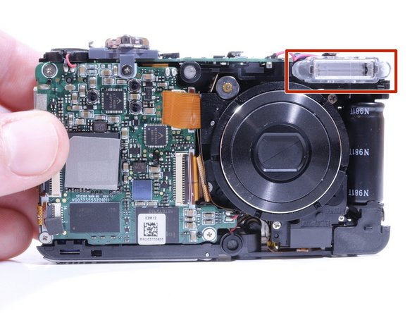 Samsung SCV-VLUUST50 Flash Bulb Replacement