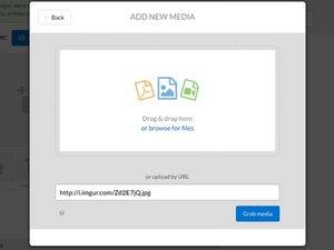 iFixitでの質問に画像を追加する方法