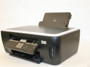 How to clear Lexmark Intuition S505 paper jam
