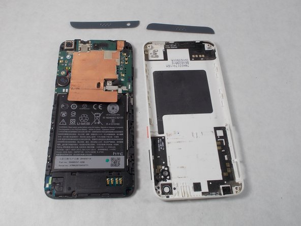 HTC Desire 530 Antenna Replacement