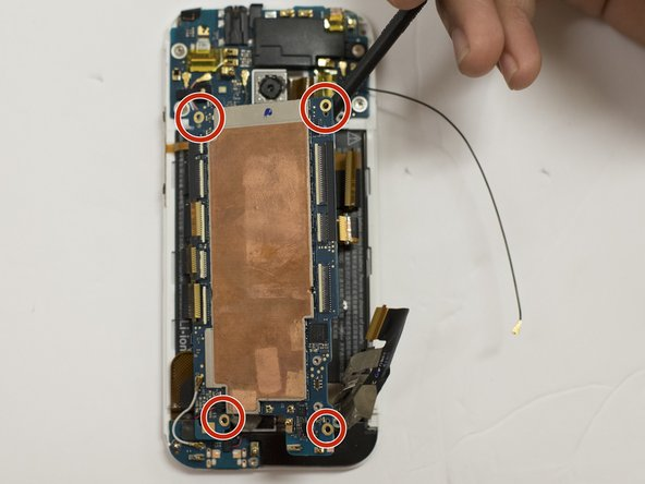 HTC One Remix Motherboard Replacement