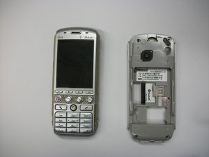 Rear Phone Casing