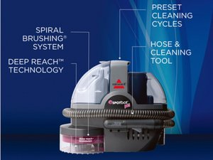 Bissell SpotBot Pet Troubleshooting