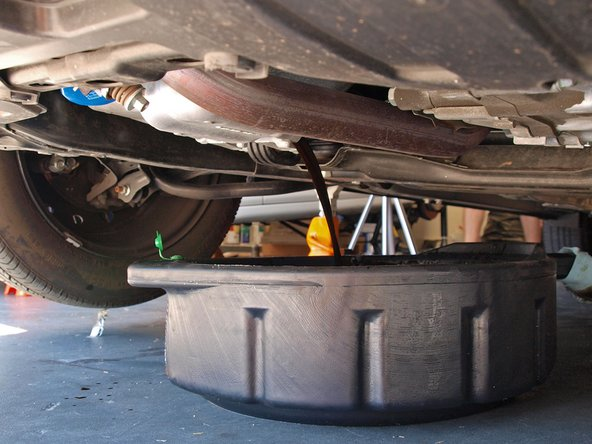 2006 2011 Honda Civic Oil Change 1 8l 2006 2007 2008 2009 2010 2011 Ifixit Repair Guide