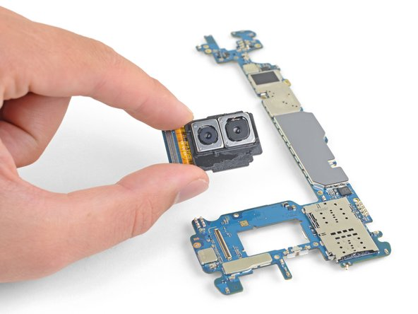 Samsung Galaxy Note9 Rear Camera Replacement