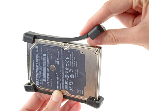 "iMac Intel 21.5"" EMC 2638 Hard Drive Replacement"