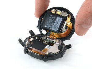 How to Open the Huawei Watch GT 2 (42 mm)