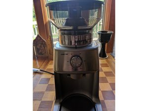 Breville BCG600SIL Dose Control Pro Coffee Grinder Repair