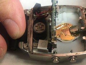 Analog Watch Battery