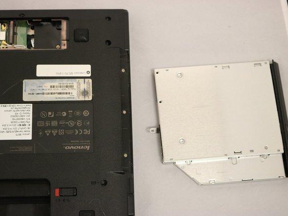 Lenovo B575-1450 CD-ROM Drive Replacement