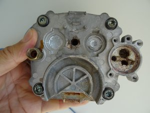 Thermoblock replacement