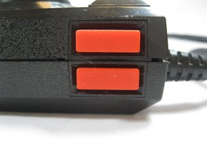 Controller Side Buttons