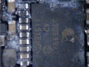 Elektronik Wasserschaden
