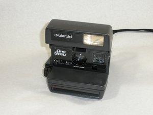 Polaroid One-Step 600 Repair