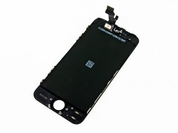 iPhone 5 LCD and Digitizer Replacement