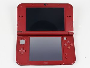 Nintendo 3DS XL 2015