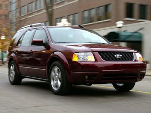 2005-2007 Ford Freestyle Repair