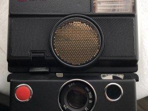 Polaroid SLR 680 Repair