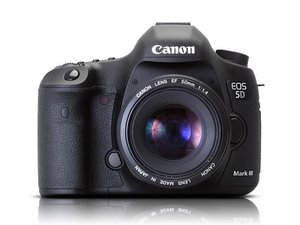 Canon EOS 5D Mark III Repair