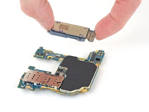 Samsung Galaxy Note20 Rear Camera Module Replacement