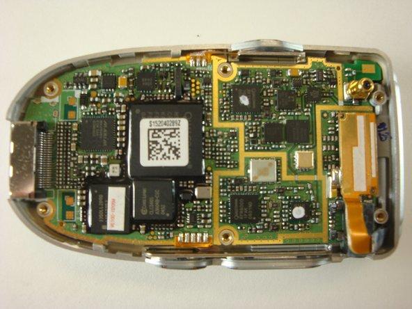 LG VX6100 Logic Board Replacement