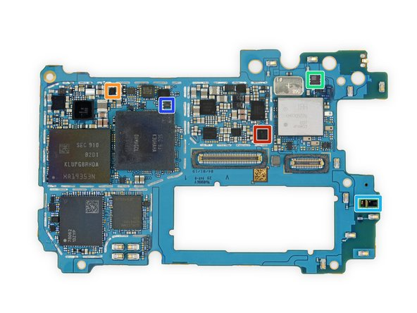 Main PCB IC ID, part 3: