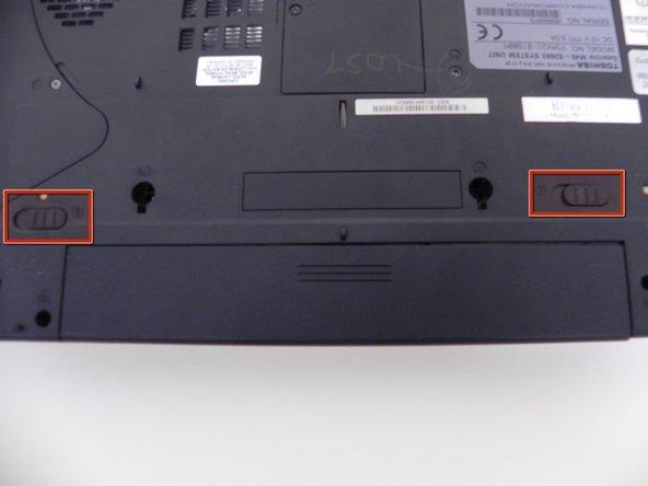Toshiba Satellite M45 Power Button Replacement