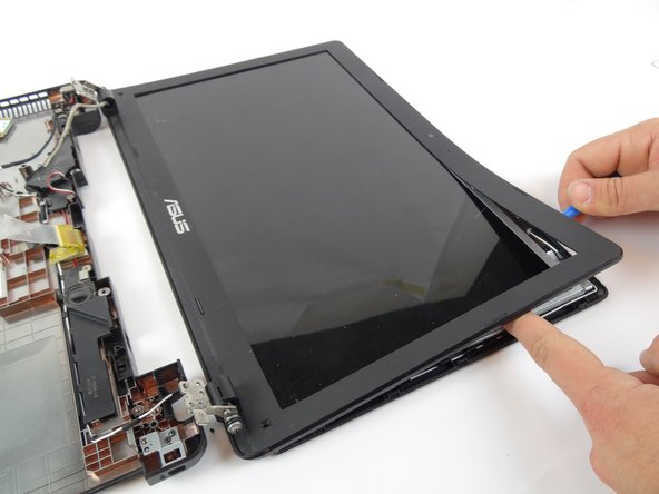 ASUS X552LAV-BBI5N08 Screen Replacement