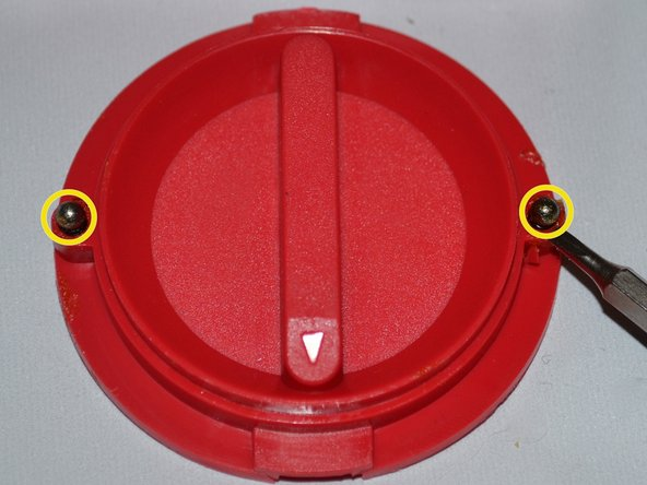 Locate ball bearings. Carefully remove.