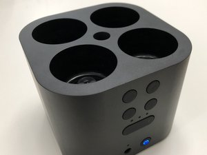 Moodo Smart Aroma Diffuser  Teardown