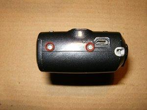 Remplacement du LCD du Kodak Easyshare C183