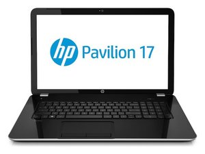 HP Pavilion 17 Repair
