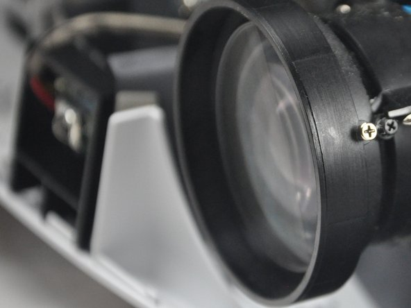 Optoma HD20 Focal Lens Replacement